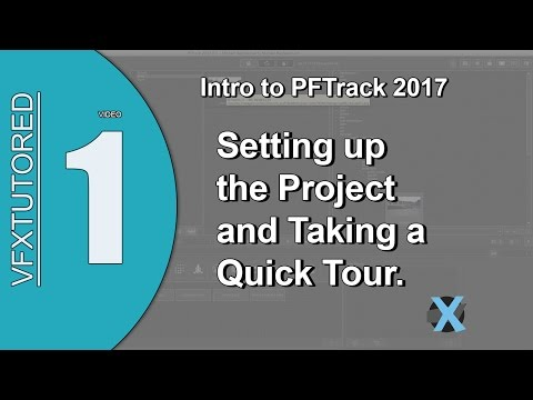 PFTrack 2017 Tutorial 1 - New Features In PFTrack 2017 from The Pixel Farm
