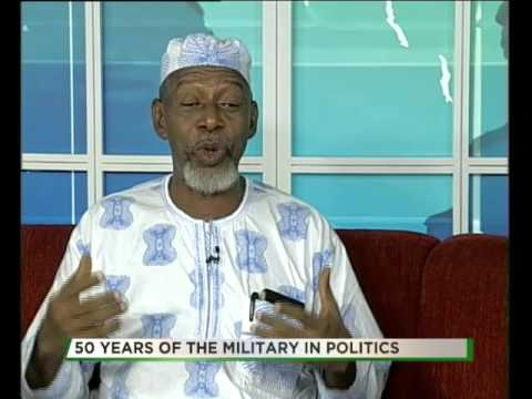 50 Years of Military in Nigeria's Politics   TVC News
