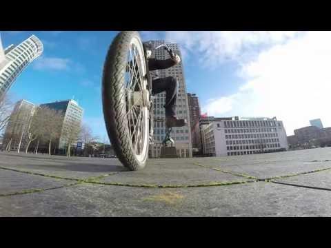 Biking Paradise is Rotterdam Holland