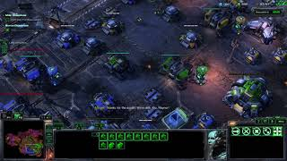 StarCraft 2: Wings of Liberty 3 Player Campaign - 03 Zero Hour