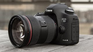 New Canon EOS 5D Mark III Review