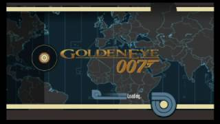GoldenEye 007 (Wii) - STILL ONLINE IN 2017!!! (Online Multiplayer Gameplay)