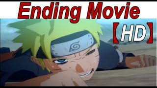 Naruto Shippuden The Movie: 6 - 'Naruto Shippuden Ultimate Ninja Storm 3 Ending' Part 17 Chapter FINAL: The Way to Peace Movie