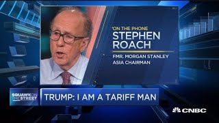 US-China trade deal can't be forced, says former Morgan Stanley Asia chairman