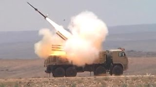 "31/12/15/ SUPER Russian AIR DEFENSE SYSTEMS ""PANZIR-S1"" to Syria"