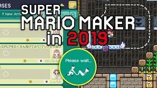 Revisiting The Original Mario Maker in 2019?!? – SUPER MARIO MAKER #8 (Gameplay)