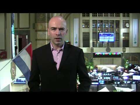 Dick Otto van Matrix AM voorziet vervolgens daling naar 380. Daling geldt ook voor de S&P500 en de Nikkei zit al in een correctie.
