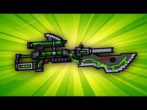 Pixel Gun 3D - Wyvern [Review]