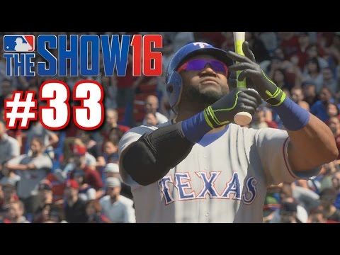 DAVID ORTIZ ON THE RANGERS! | MLB The Show 16 | Road to the Show #33
