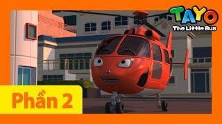 Tayo Phần2 Tập21 l Air, Trực thăng dũng cảm l Tayo xe buýt bé nhỏ l Phim hoạt hình cho trẻ em