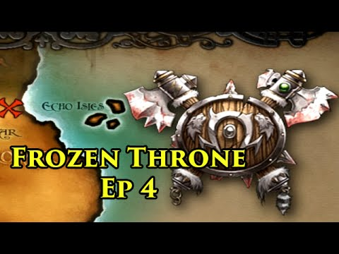 Warcraft 3 Frozen Throne: Orc Ep 4 - Humans Are Douchebags video