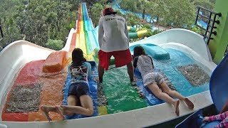 Splash Island in The Philippines (Filipino Music Clip!)