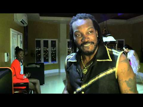 Welcome To The CG Mansion - CPL Parties With Chris Gayle