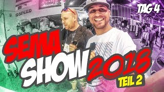 JP Performance - SEMA SHOW 2018 | Tag 4 | Teil 2