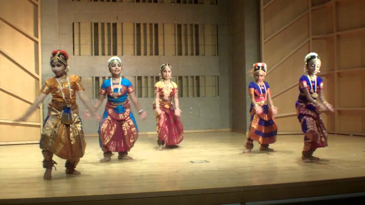 Devi sthuthi by students of shiva jyoti dance academy for Madurai r muralidharan