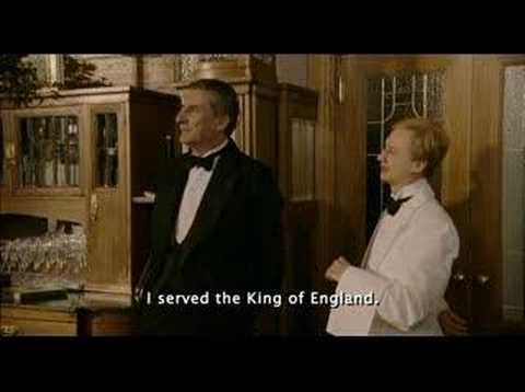 I Served the King of England Video