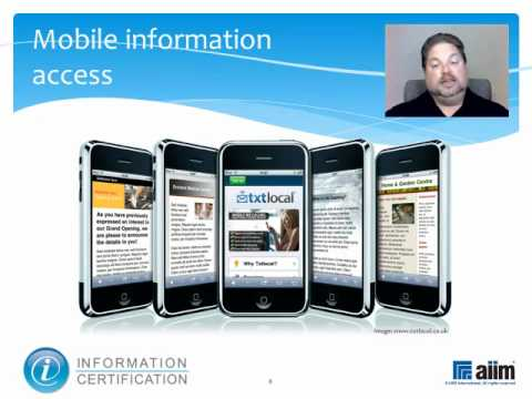 Mobile Device Capture and Access