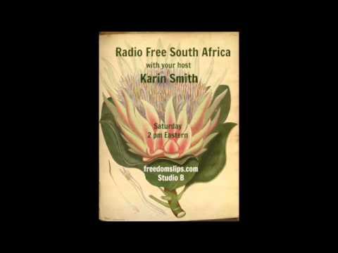 Radio Free South Africa with Richard Broodryk - Introducing SARA