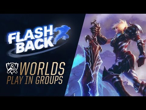FLASHBACK // Two Pentas at Worlds? (2017 Play-Ins)