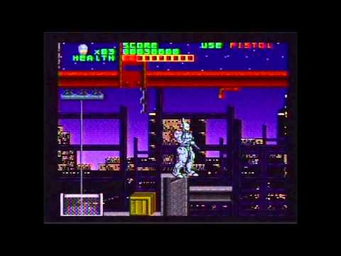 RoboCop Versus The Terminator (SNES) James & Mike Mondays