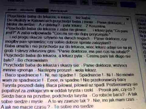 Najlepsze Polskie Dowcipy I Czarny Humor Po Czesku.