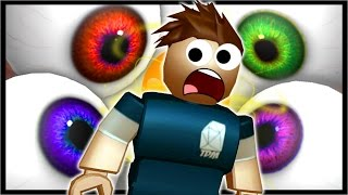 DEATH BY GIANT EYEBALLS!? | Roblox