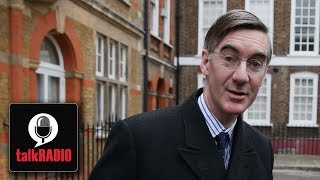 "Jacob Rees-Mogg: ""Absolutely nobody wants the Chequers deal"" 