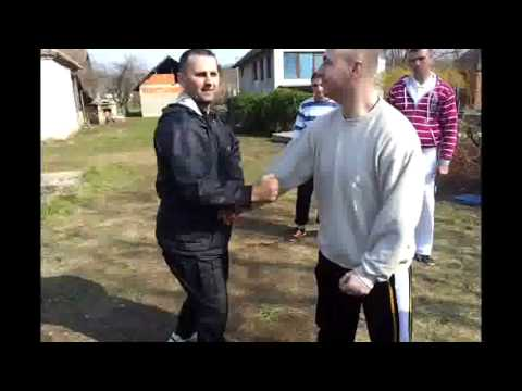 Wing Chun Pozarevac school - Serbia - wing chun and kapap self defence techniques Image 1