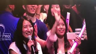[fancam] HD- 爱在西元前 Jay Chou sing with fans live concert in Las Vegas 2019