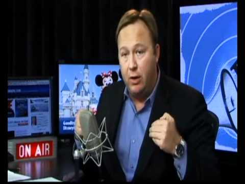 1-21-11 The Alex Jones Show - 'V' for 'Victory' campaign against DHS launched today. Guest: Ron Paul