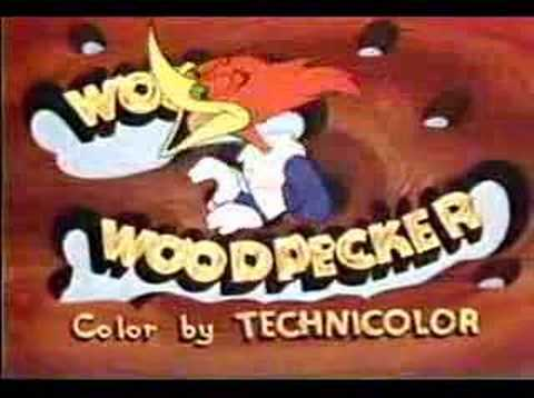 woody woodpecker Video