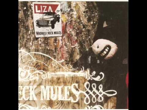 Wrinkle Neck Mules - Liza