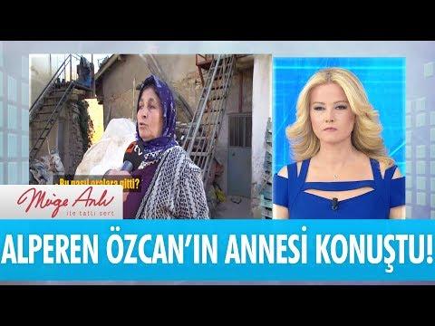 Alperen Özcan'ın annesi konuştu!- Müge Anlı İle Tatlı Sert 17 Kasım