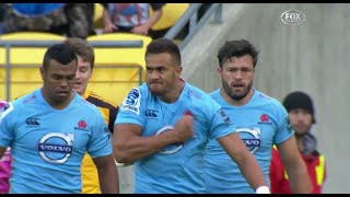 Fox Rugby: The Shortball 2015 (Rd.10) | Super Rugby Video Highlights