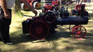 Scale steam engine