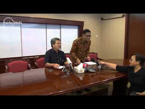 'No clemency' for Bali Nine, says Joko Widodo      01:52