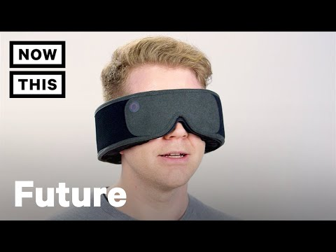 SilentMode Review: A High-Tech Mask For Napping   Future Tech Reviews   NowThis