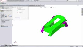 SOLIDWORKS Tutorial: Troubleshooting Offset and Thicken Features