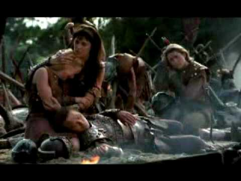 Xena Music Video - Prelude to A Crucifixion