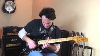Classic Rock Guitar Solos Montage