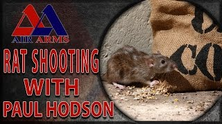 Rat Shooting With Paul Hodson
