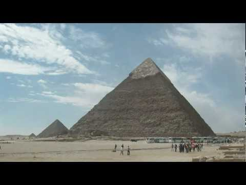 Pyramid Construction in Ancient Egypt  #2