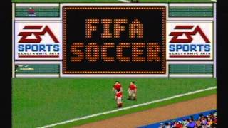 FIFA 96 review for the Megadrive & Saturn (Part 1) Review