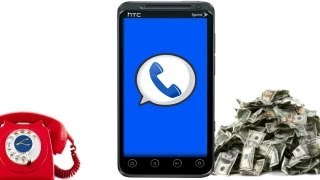 Make and Receive free Phone Calls Android
