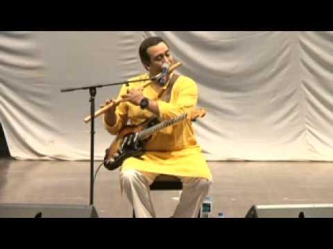 OM JAI JAGDISH HARE Aarati flute by Vikram Hazra
