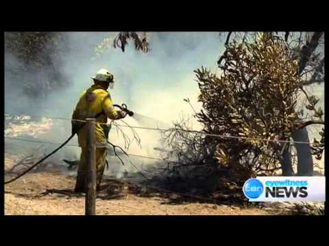Carl Nelson - Banjup Bush Fire