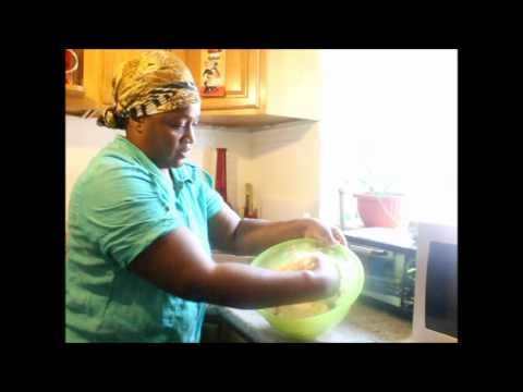 Cooking With Mother Sandy Episode 3