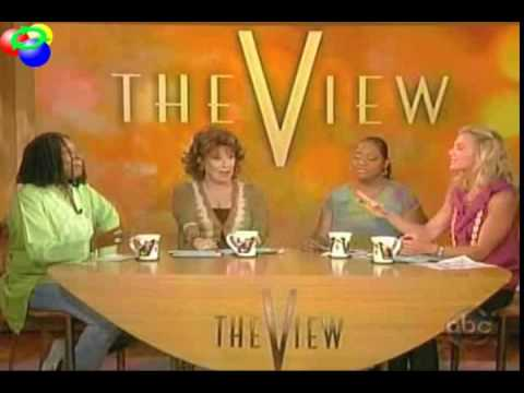 The View - Whoopi Goldberg vs Elisabeth Hasselbeck