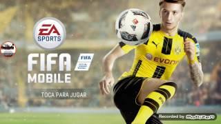 FIFA modile partido contra samueldem