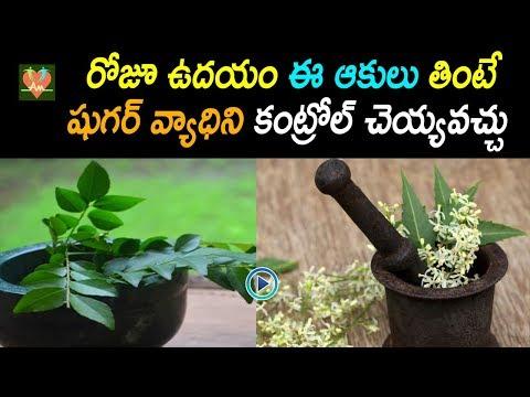 కరివేప పొడి తో ఈ పదార్ధం కలిపి తీసుకుంటే మధుమేహం దూరం | Eating Curry Leaves Powder Control Diabetes